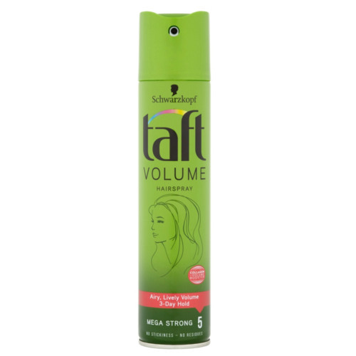 Taft Lak na vlasy Volume Mega Strong 5 (Hair Spray) 250 ml