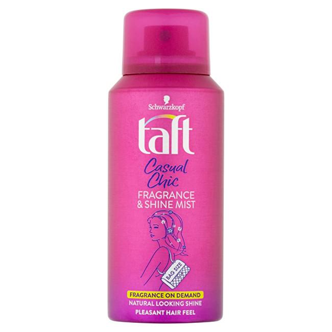 Taft Mlha pro vůni a lesk vlasů Casual Chic (Fragrance & Shine Mist) 100 ml
