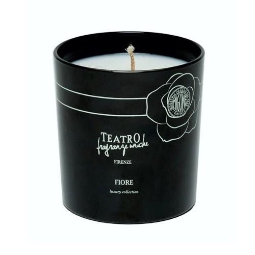 Teatro Fragranze Uniche Vonná svíčka Fiore luxusní kolekce 240 g