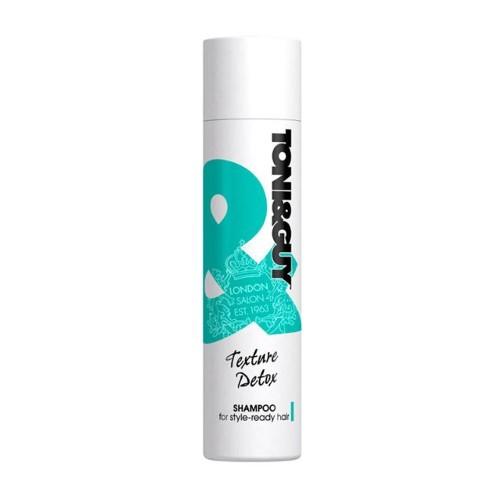Toni&Guy Detoxikační šampon (Texture Detox Shampoo) 250 ml