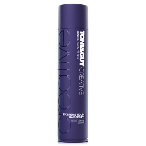 Toni&Guy Extrémně tužící lak na vlasy (Extreme Hold Hairspray) 100 ml