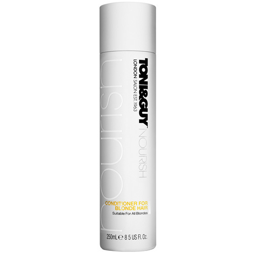 Toni&Guy Kondicionér pre blonďavé vlasy (Conditioner For Blond Hair) 250 ml
