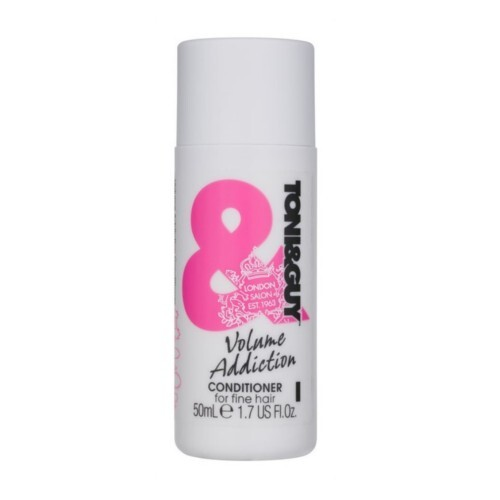 Toni&Guy Kondicionér pro objem vlasů Volume Addiction (Conditioner For Fine Hair) 50 ml