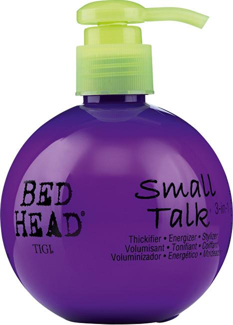 Tigi Gelový krém pro objem Bed Head Small Talk (Energizer) 200 ml