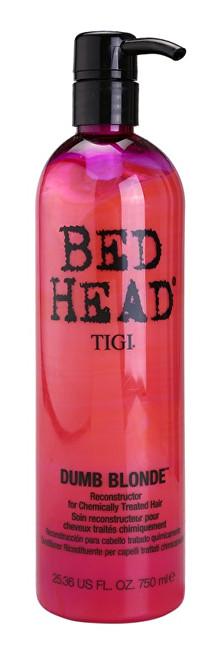 Tigi Kondicionér pre chemicky ošetrené vlasy Bed Head Dumb Blonde (Reconstructor For Chemically Treated Hair ) 750 ml