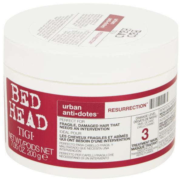 Tigi Regenerační maska pro slabé a namáhané vlasy Bed Head Resurrection (Treatment Mask) 200 g