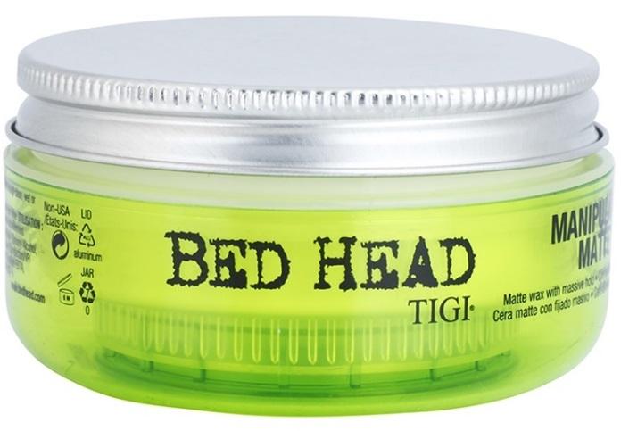 Tigi Vosk na vlasy pre matný vzhľad Bed Head (Manipulator Matte) 57 ml