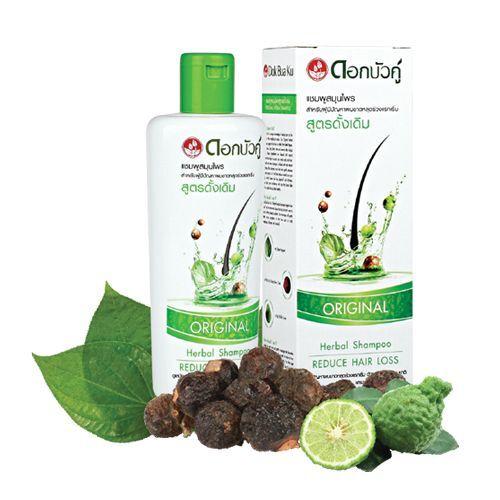 Twin Lotus Bylinný šampon proti vypadávání vlasů Original (Herbal Shampoo-Original) 300 ml