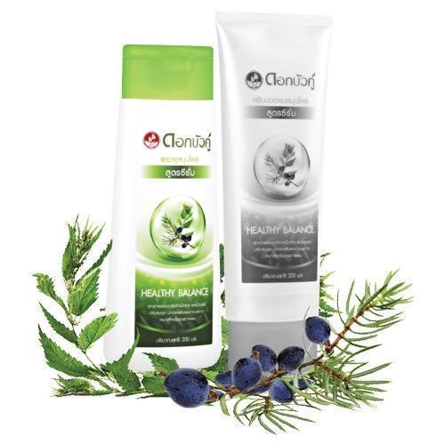 Twin Lotus Hloubkově vyživující bylinný šampon-Serum (Herbal Shampoo-Serum) 200 ml