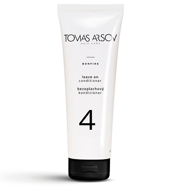 Tomas Arsov Bezoplachový kondicionér Bonfire (Leave On Conditioner) 250 ml