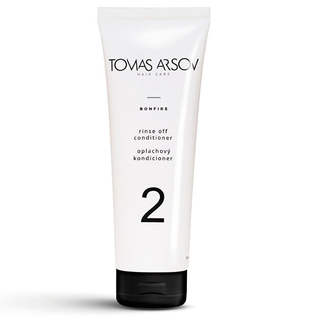 Tomas Arsov Oplachový kondicionér Bonfire (Rinse Off Conditioner) 250 ml