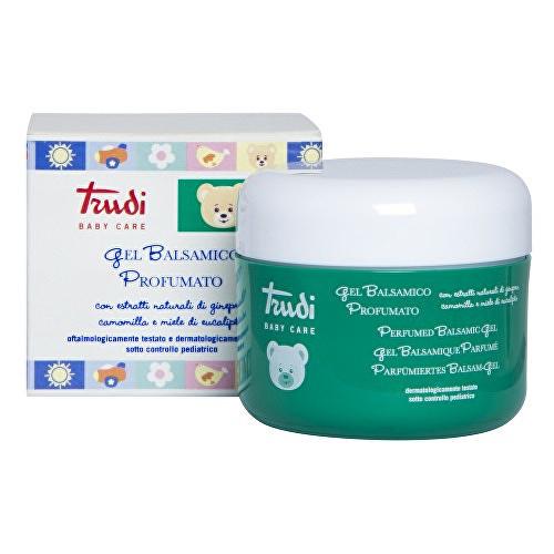 Trudi Dětský gel pro lepší dýchání s výtažky z jalovce, eukalyptu, heřmánku a medu 70 ml