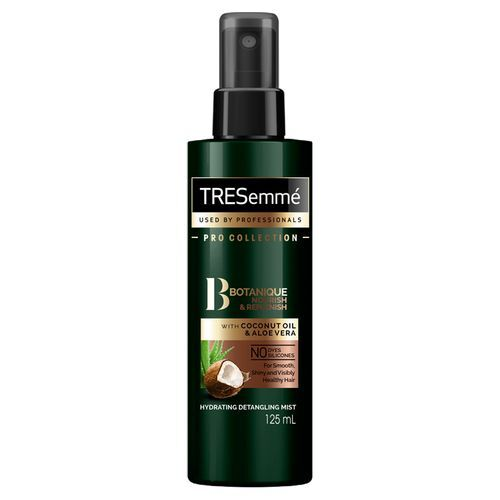 TRESemmé Hydratační sprej pro výživu a lesk vlasů Botanique Nourish & Replenish (Hydrating Detangling Mist) 125 ml
