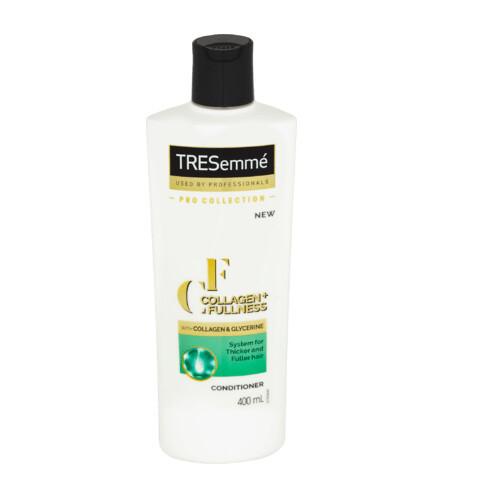 TRESemmé Kondicionér pro objem vlasů Collagen + Fullness (Conditioner) 400 ml