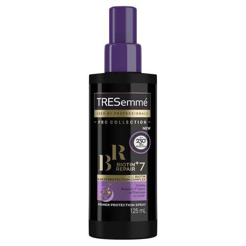 TRESemmé Obnovující sprej pro poškozené vlasy Biotin + Repair7 (Primer Protection Spray) 125 ml