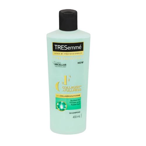 TRESemmé Collagen + Fullness šampon pro objem 400 ml