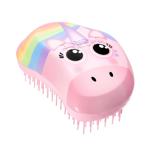 Tangle Teezer Kefa na vlasy Original Rainbow Unicorn Print