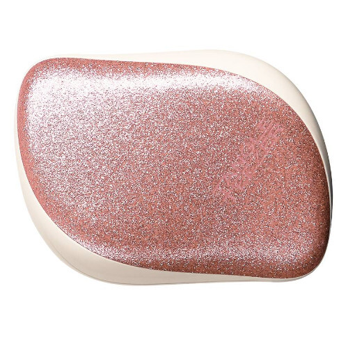 Tangle Teezer Profesionálna kefa na vlasy Tangle Teezer Christmas Rose Gold Glaze (Compact Styler)