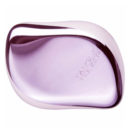 Tangle Teezer Profesionálna kefa na vlasy Tangle Teezer Lilac Gleam (Compact Styler)