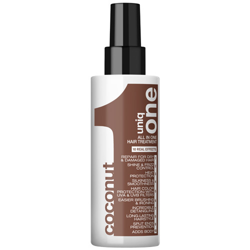 Uniq One Kokosová vlasová kúra 10 v 1 (All In One Hair Treatment Coconut) 150 ml