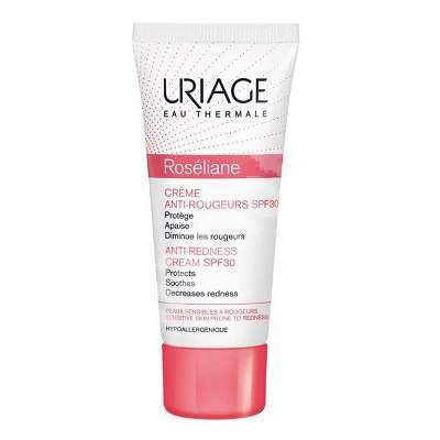 Uriage Krém pro citlivou pleť se sklonem k začervenání SPF 30 Roséliane (Anti-Redness Cream) 40 ml