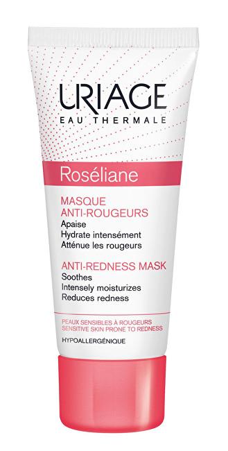Uriage Maska pro citlivou pleť se sklonem k začervenání Roséliane (Anti-Redness Mask) 40 ml