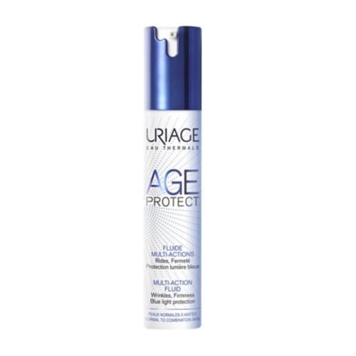 Uriage Multiaktivní omlazující fluid pro normální až smíšenou pleť Age Protect (Multi-Action Fluid) 40 ml
