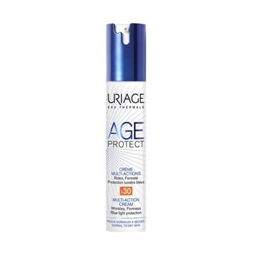 Uriage Multiaktivní omlazující krém pro normální až suchou pleť SPF 30 Age Protect (Multi-Action Cream) 40 ml