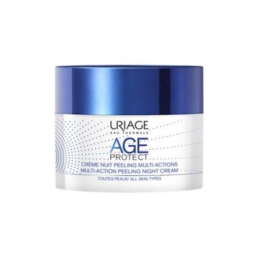 Uriage Multiaktivní peelingový noční krém Age Protect (Multi-Action Peeling Night Cream) 50 ml