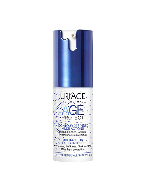 Uriage Omlazující oční krém Age Protect MultiAction Eye Contour 15 ml