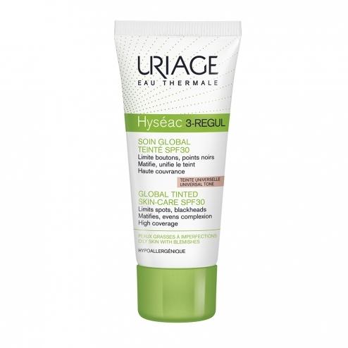 Uriage Hyséac 3-Regul matující krém proti černým tečkám 40 ml