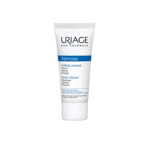 Uriage Vyživující pleťový krém na suchou a atopickou pokožku Xémose (Nourishing Face Cream) 40 ml
