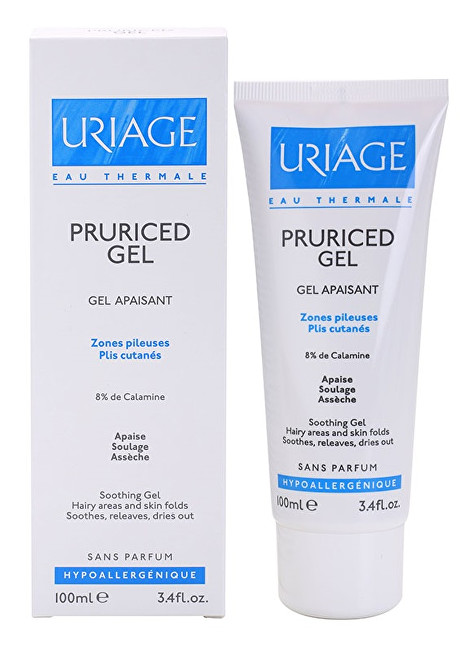 Uriage Upokojujúci gél Pruriced (Soothing Gel) 100 ml