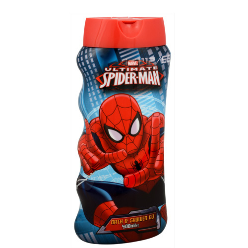 VitalCare Sprchový gel Spiderman 400 ml