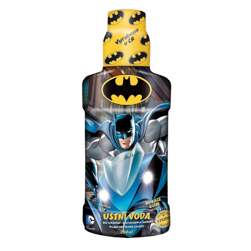 VitalCare Ústna voda Batman 250 ml