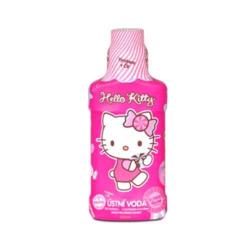 VitalCare Hello Kitty ústní voda 250 ml