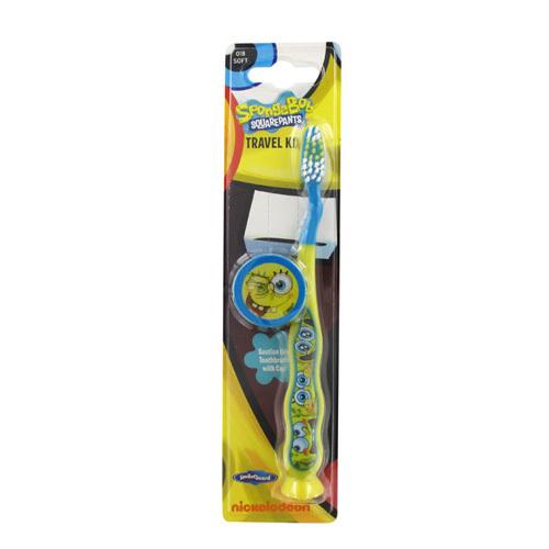 SpongeBob zk s krytkou 3D 2-6let soft