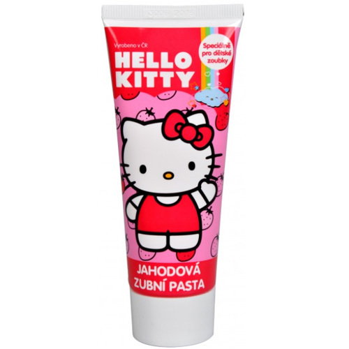Hello Kitty zubná pasta 75 ml