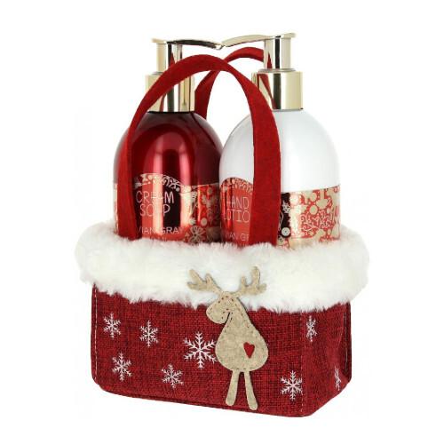 Vivian Gray Kosmetická sada péče o ruce Red Christmas