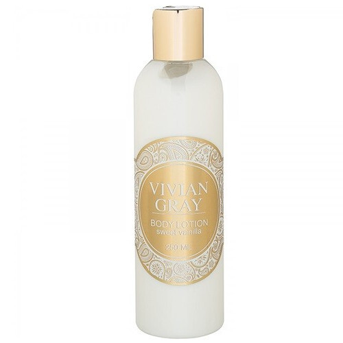 Vivian Gray Tělové mlieko Romance Sweet Vanilla & Patchouli (Body Lotion) 250 ml