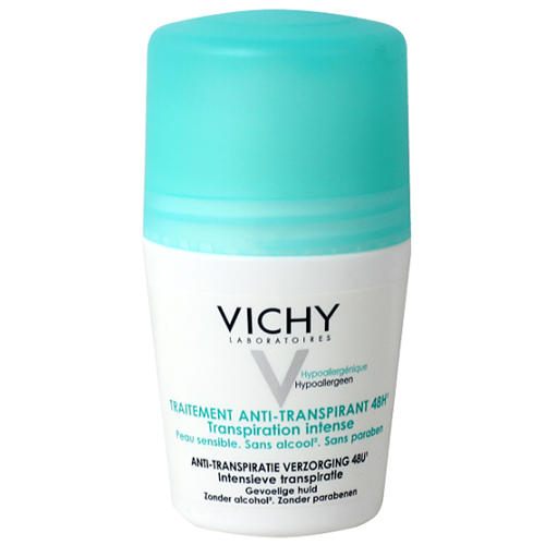 Vichy Deo roll-on antitranspirant proti nadměrnému pocení 48h 50 ml