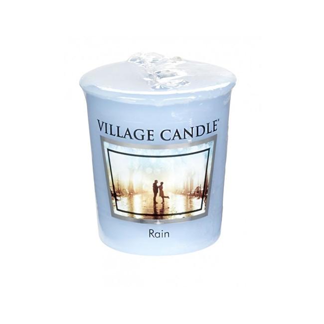Village Candle Aromatická votivní svíčka Déšť (Rain) 57 g