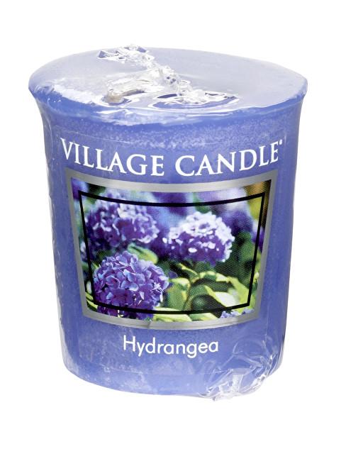 Village Candle Aromatická votivní svíčka Hortenzie (Hydrangea) 57 g