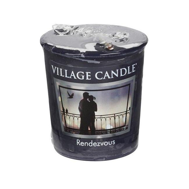 Village Candle Aromatická votivní svíčka Rande (Rendezvous) 57 g