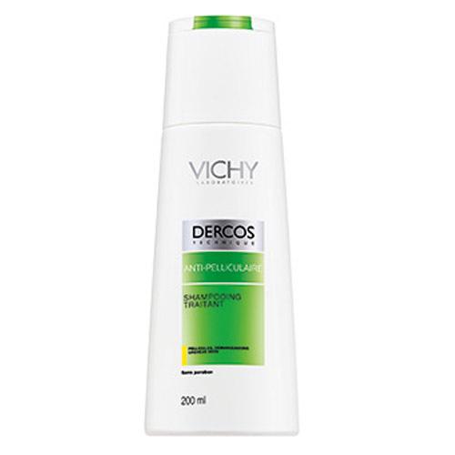 Vichy Šampon proti lupům pro suché vlasy Dercos 200 ml
