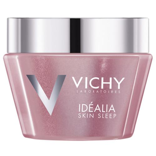 Vichy Regenerační noční lehký balzám Idealia (Skin Sleep) 50 ml