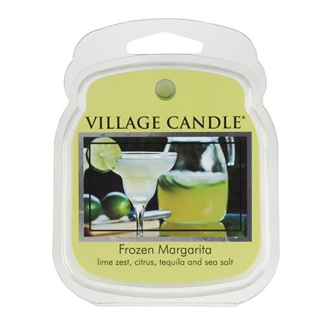 Village Candle Rozpustný vosk do aromalampy Margarita (Frozen Margarita) 62 g