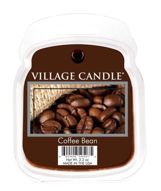 Village Candle Rozpustný vosk do aromalampy Zrnková káva (Coffee Bean) 62 g