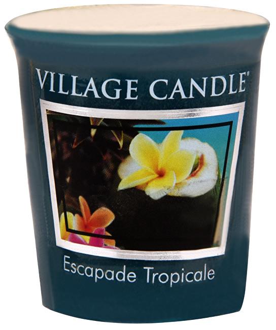 Village Candle Vonná svíčka Escapade Tropicale 56 g