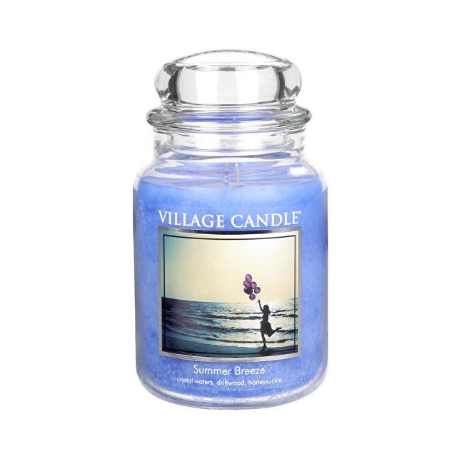 Village Candle Vonná svíčka ve skle Letní vánek (Summer Breeze) 645 g